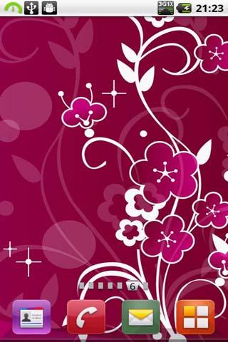 ll壁纸集之唯美花纹 1.4