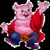 猪八戒升天_图标