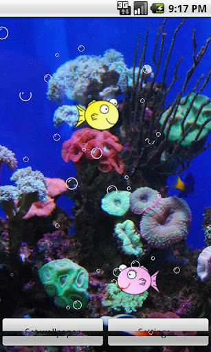 壁紙 海底 海底世界 海洋館 水族館 307_512 豎版 豎屏 手機