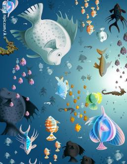 《大鱼》的钢琴简谱分享展示